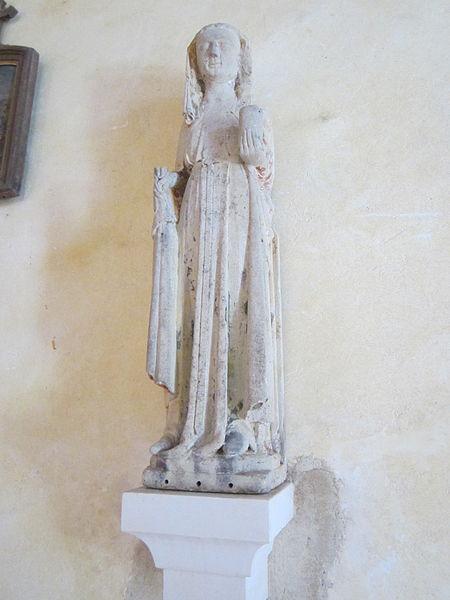 Église Notre-Dame-de-l'Assomption de Tamerville (style roman)