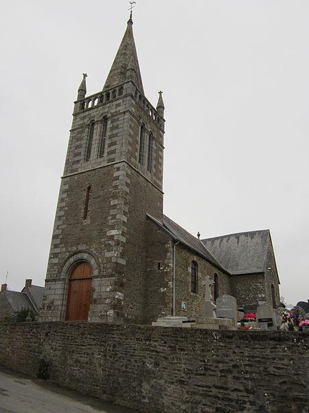 église Saint-Hilaire de Vergoncey