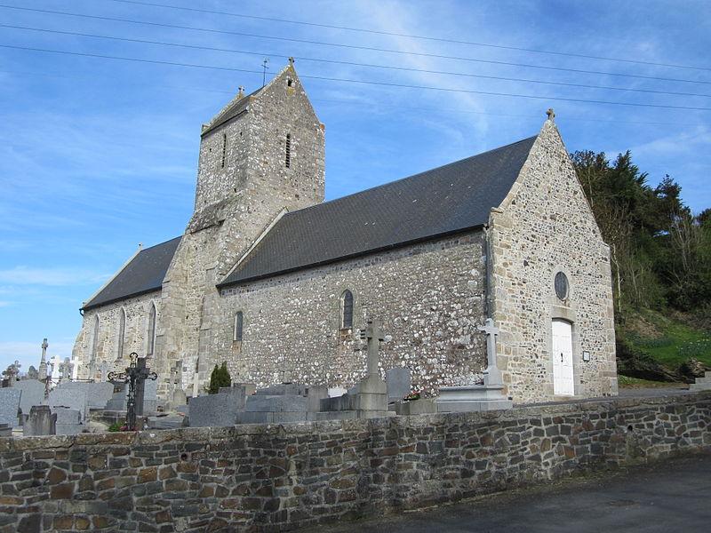 église Saint-Jean-Baptiste de Bouillon, Jullouville, MAnche