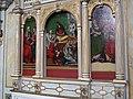 Église Saint Etienne (Espelette), peinture retable secondaire.JPG