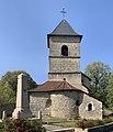 Église St Pierre & Monument morts - Seillonnaz (FR01) - 2020-09-16 - 1.jpg