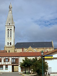 Église de Miélan (Gers, France).JPG