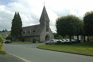 Saint-André-de-lÉpine Commune in Normandy, France
