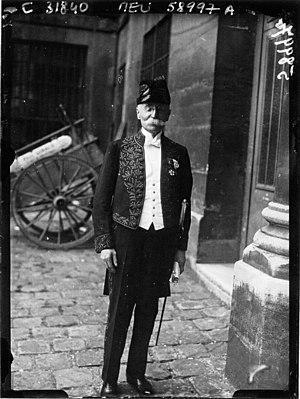 Émile Mâle - Image: Émile Mâle 1928