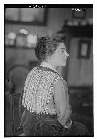 Éva Gauthier - Gauthier in 1919