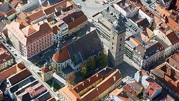 Cathedral of St Nicholas, České Budějovice