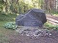 Žibininkų paminklas partizanams 2011.JPG