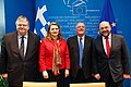 Επίσκεψη Αντιπροέδρου της Κυβέρνησης και ΥΠΕΞ Ευ. Βενιζέλου στο Στρασβούργο (12306659665).jpg