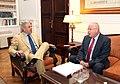 Συνάντηση ΥΠΕΞ Δ. Αβραμόπουλου με Πρέσβη Ισραήλ (7643255860).jpg