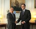 Συνάντηση ΥΠΕΞ Δ. Δρούτσα με Ειδικό Απεσταλμένο ΓΓ ΟΗΕ για Λιβύη (5719108193).jpg