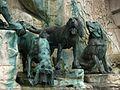 Венгрия (Magyarorszag), Будапешт (Budapest), I. kerület, Будайский дворец (Budai Vár), фонтан Матьяша Корвина, 12-56 06.01.2006 - panoramio.jpg