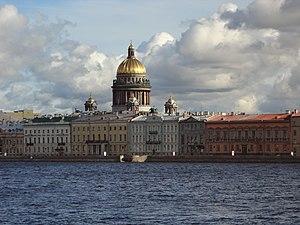 Вид на Исаакиевский собор с наб. р. Невы.jpg