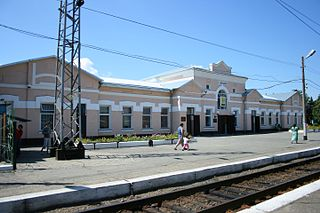 Mozdok Town in North Ossetia–Alania, Russia