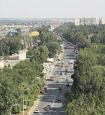 Волгодонск. Улица Морская.JPG