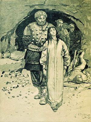 Malusha - Image: Добрыня Никитич