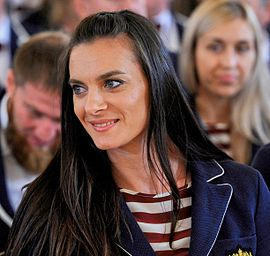 Image illustrative de l'article Yelena Isinbayeva