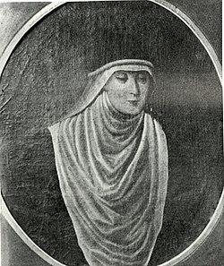 Портрет Ельжбети Луції Сенявської