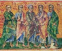 Епафродит, Сосфен, Аполлос, Кифа и Кесарь.jpg