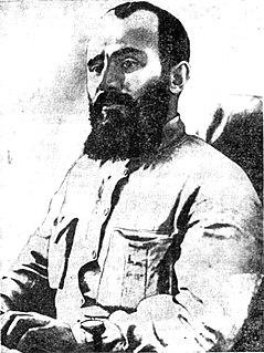 Georgi Atarbekov Armenian Bolshevik/Soviet security police official