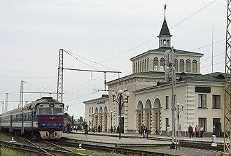 Kovel - Kovel historic railway station
