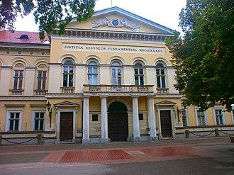 Pančevo - National Museum
