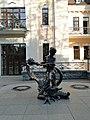 Киевский театр кукол. Схватка Котигорошко со Змеем - panoramio.jpg