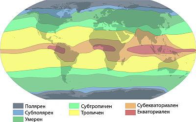 Klimatichna Klasifikaciya Na Alisov Uikipediya