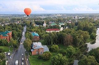 Pereslavl-Zalessky Town in Yaroslavl Oblast, Russia