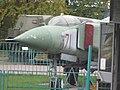 МиГ-23С. Центральный музей Вооруженных сил. Москва. Октябрь 2015 - panoramio.jpg