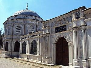 Mihrişah Sultan - Image: Михришах Валиде Султанил тюрбе