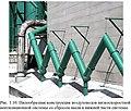 Обеспыливание 2012 Рис. 01.10. Пилообразная конструкция воздуховодов низкоскоростной вентиляционной системы.jpg