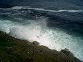 Острів Зміїний, морський прибій.jpg