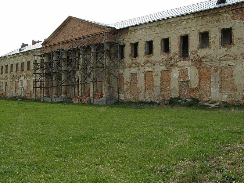 Палац родини Потоцьких в Тульчині. Авторка Ljudmila.tch, вільна ліцензія CC BY-SA 4.0