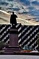 Памятник Шевченко Т.Г. в Донецке - Blacked out.jpg