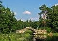 Санкт-Петербург и Лен.область, Гатчина, Длинный остров, Мост «Горбатый».JPG