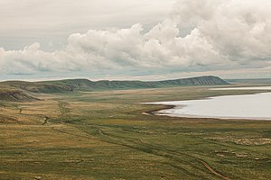Borzinsky District - Torey Lakes