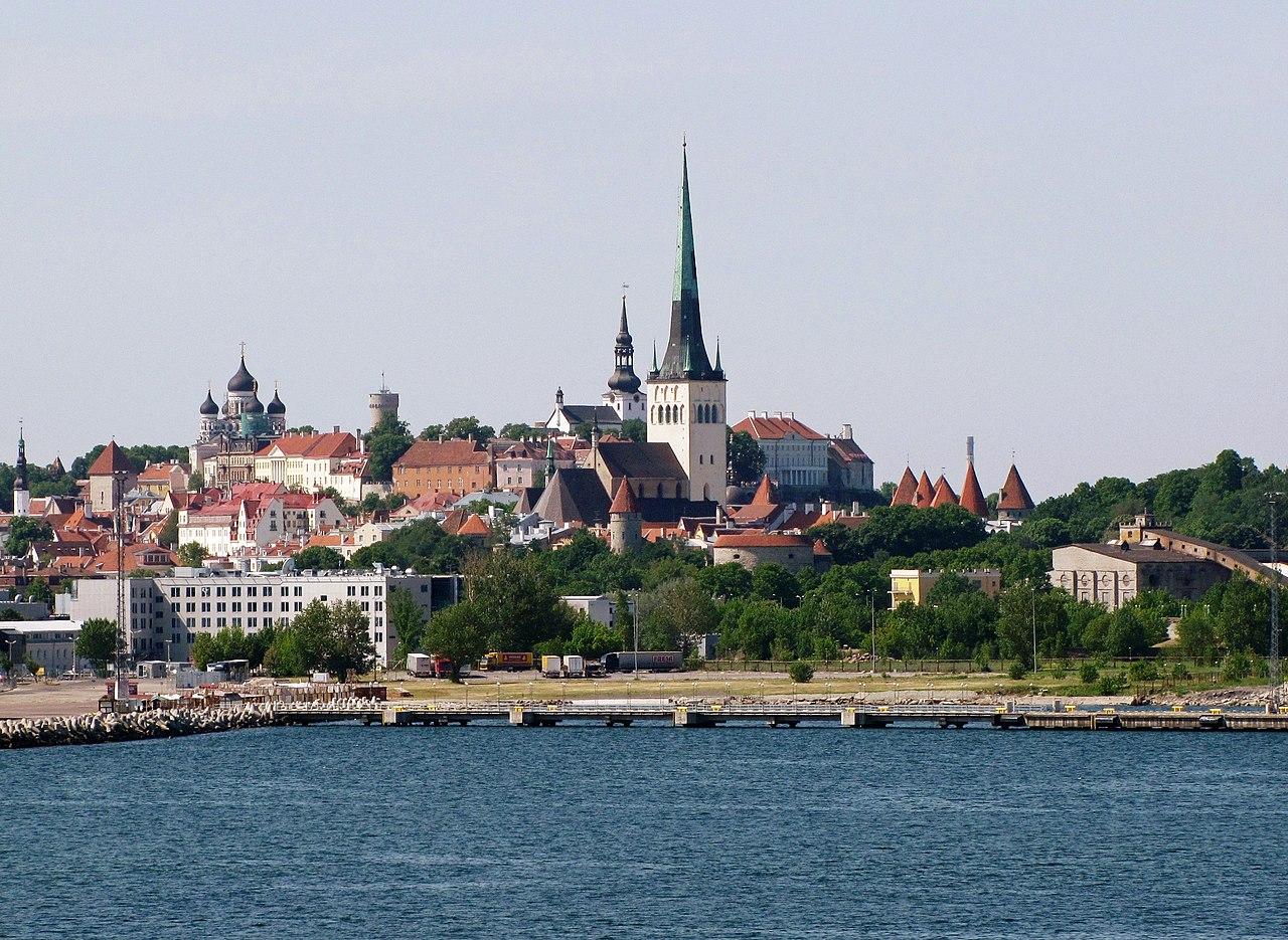 Ibu kota Tallinn