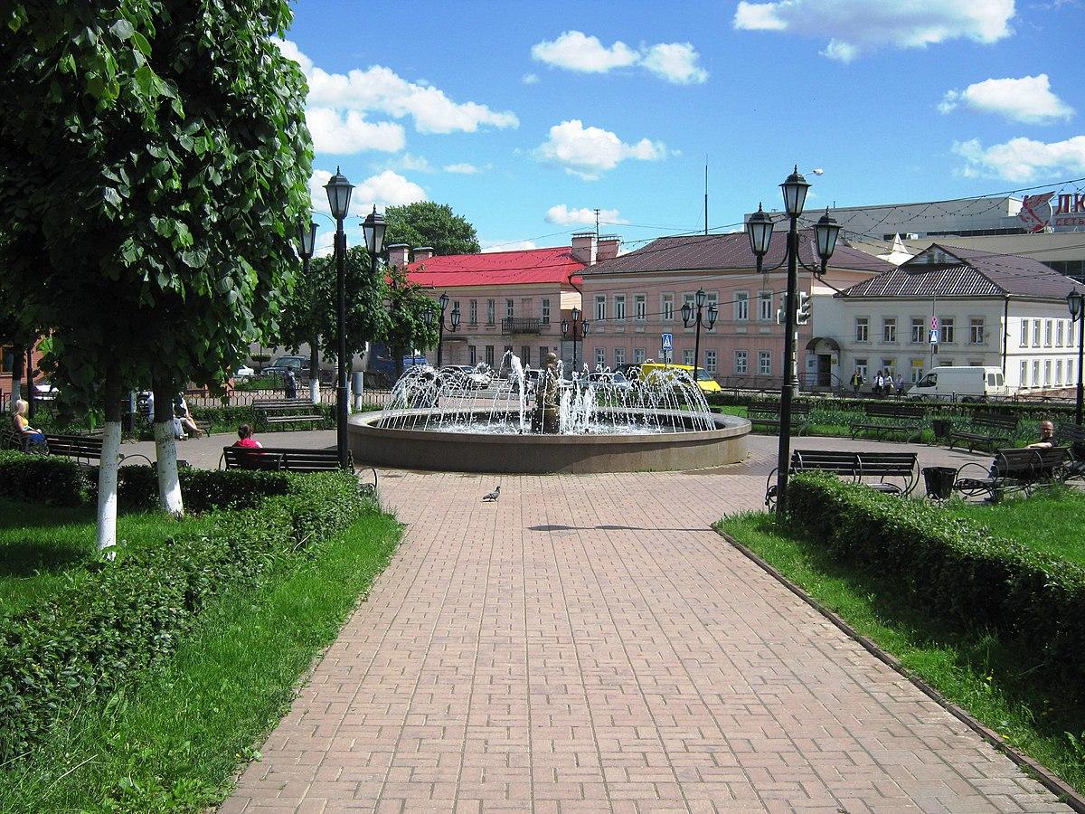 Г.чехов м.о.-достопримечательности города и окрестностей