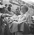 """אנשי """"הדסה"""" בנמל חיפה עם פליטי """"מטארואה""""-ZKlugerPhotos-00132qa-0907170685138c87.jpg"""