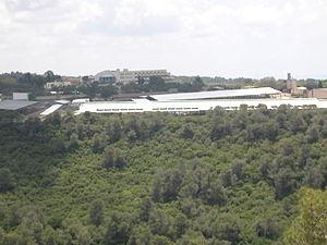 Nir Etzion - Image: תצפית מהצנירים