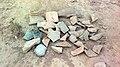 انوع تکه های سفال در تپه باستانی بالکین.jpg