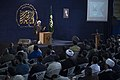 سخنرانی علیرضا پناهیان در جمع هیئت های مذهبی در قصر شیرین به مناسبت بیست و دوم بهمن ماه Alireza Panahian 31.jpg