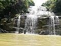 খৈয়াছড়া ঝর্ণার ৩য়, ৪র্থ ও ৫ম ক্যাসকেড - Khaiyachora Waterfalls 3rd, 4th & 5th Cascade.jpg
