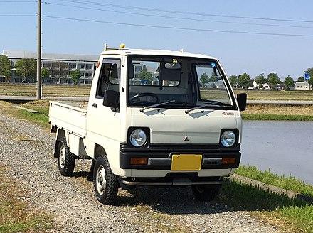 Mitsubishi Minicab - Wikiwand