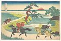 冨嶽三十六景 隅田川関屋の里-Sekiya Village on the Sumida River (Sumidagawa Sekiya no sato), from the series Thirty-six Views of Mount Fuji (Fugaku sanjūrokkei) MET DP141023.jpg