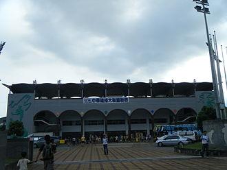 Pingtung Baseball Field - Image: 屏東棒球場