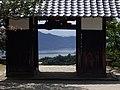 山門より瀬戸内海を望む - panoramio.jpg