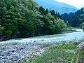 庄川 Shogawa River - panoramio.jpg