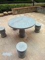 德洲城 小区中的石桌石凳 - By 科技小辛 - panoramio.jpg
