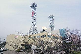 Niigata Television Network 21 - Niigata Television Network 21 HQ building, Niigata city